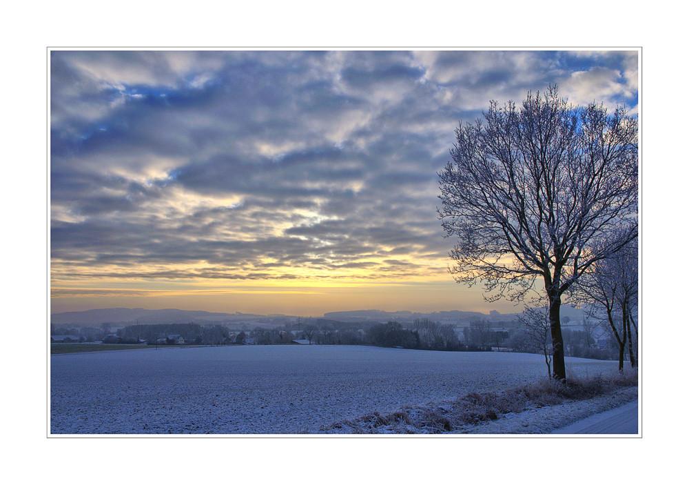 Winter Impressionen........