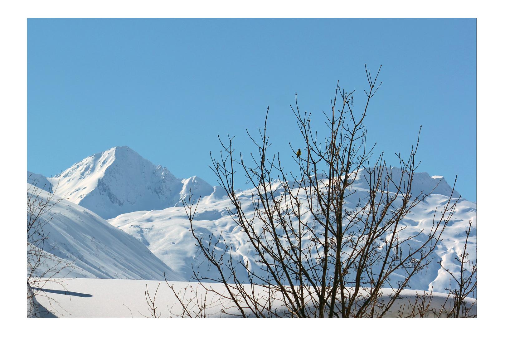 Winter in Andermatt