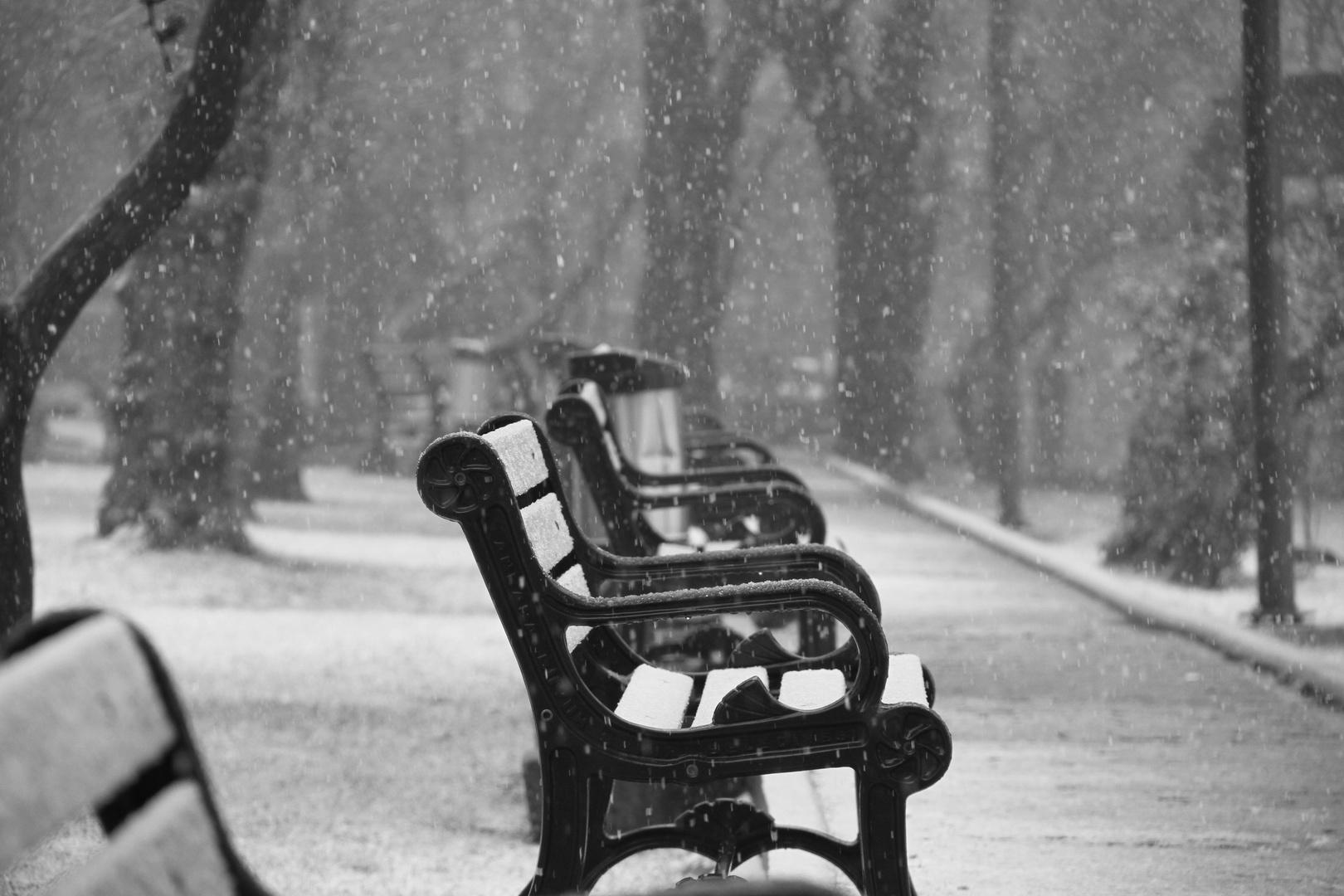 Winter in Ankara