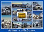 Winter in Arnsberg - Niedereimer. Meine Heimat
