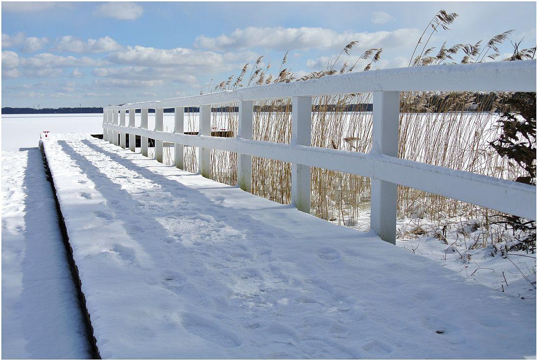 Winter in Bad Zwischenahn