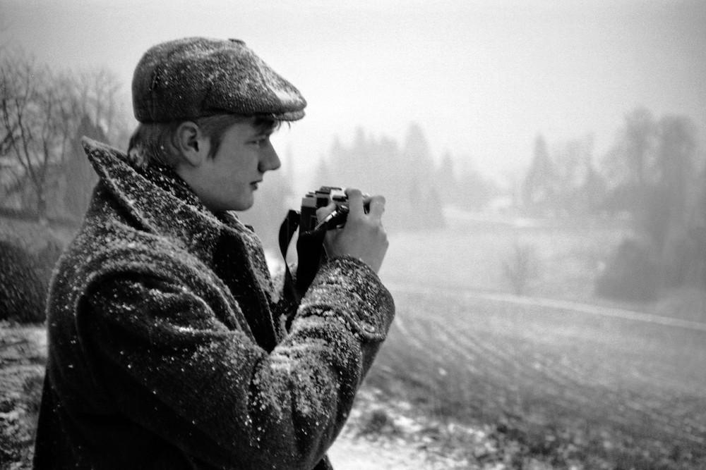 Winter in Baden Baden , Lorenzo