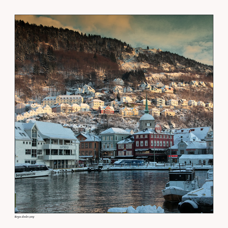 Winter in Bergen - 8