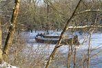 Winter in Bergheim/Sieg