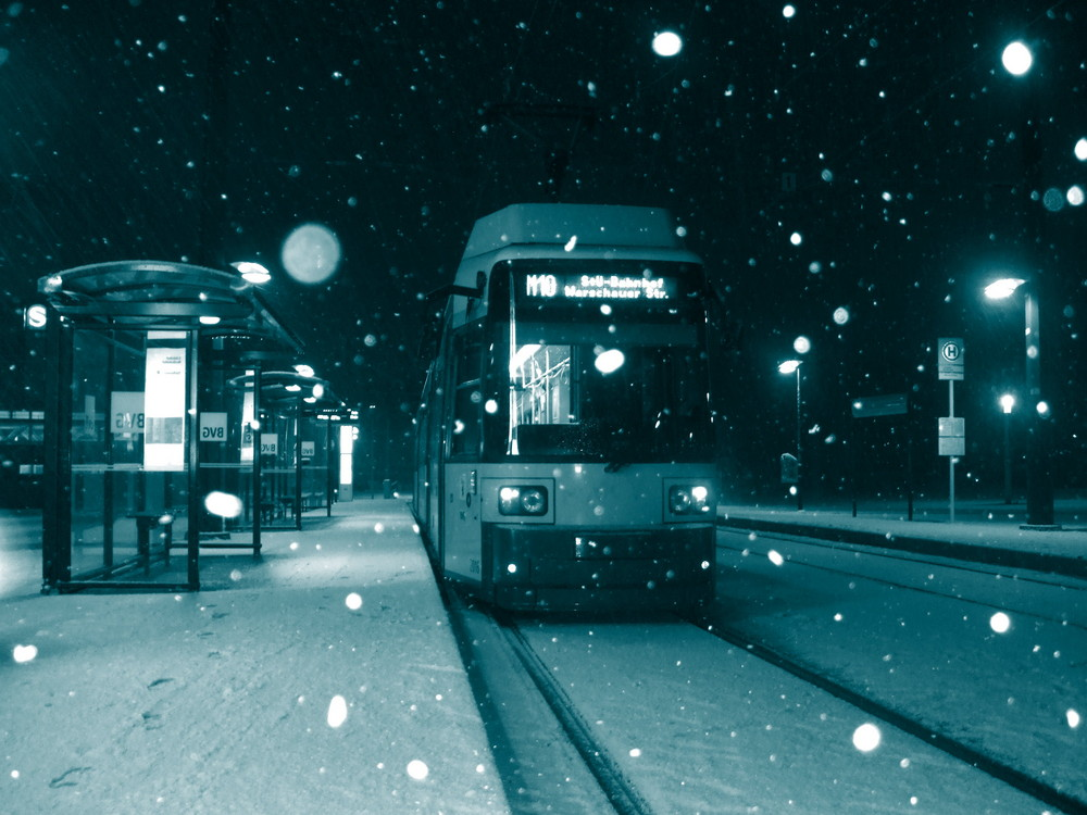 *Winter in Berlin*