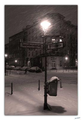 """Winter in Berlin """" immer noch """""""