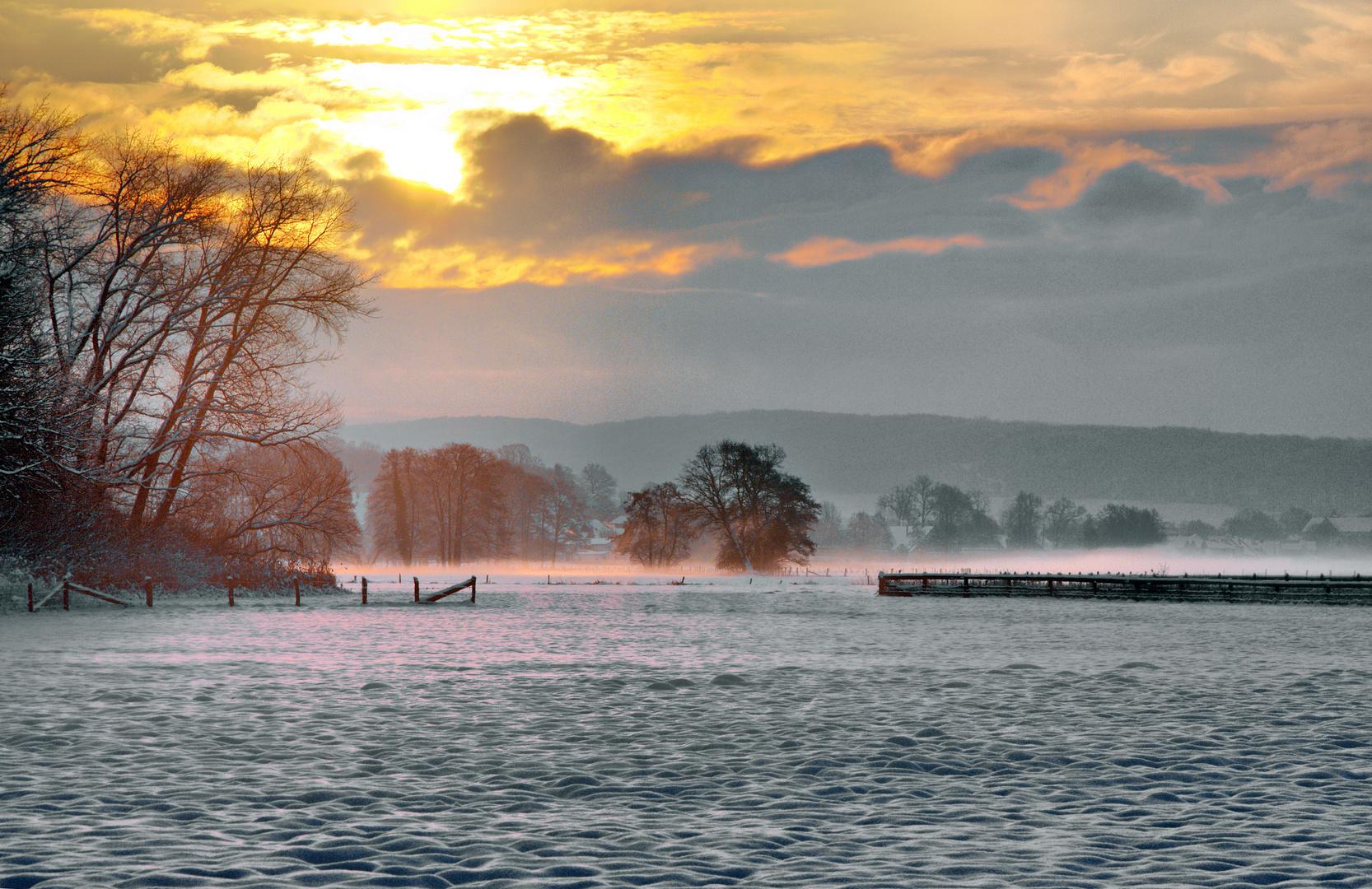 Winter in Bissendorf