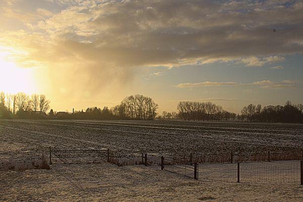 Winter in Blexen 3