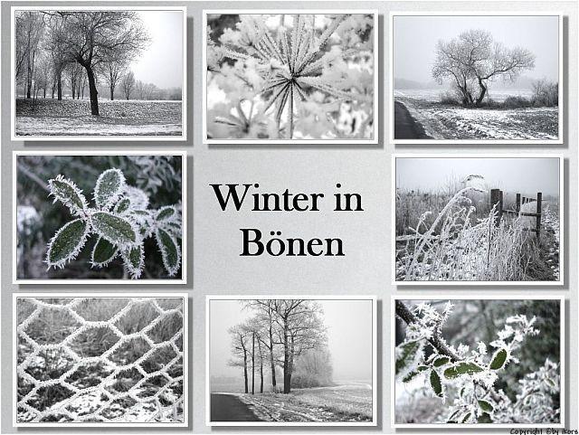 Winter in Bönen