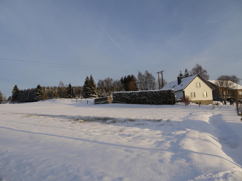 Winter in Büllingen