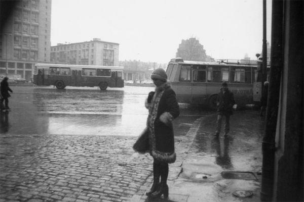 winter in bukarest 1974