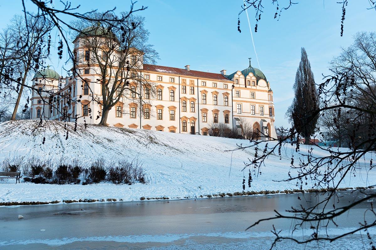 Winter in Celle