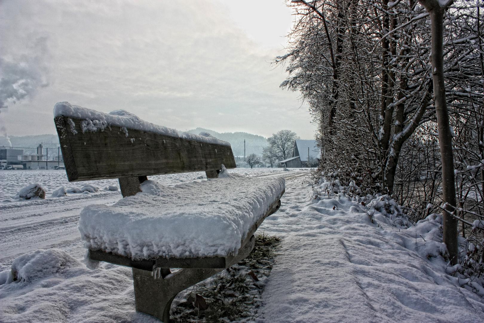 Winter in Dagmersellen