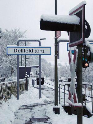Winter in Dellfeld