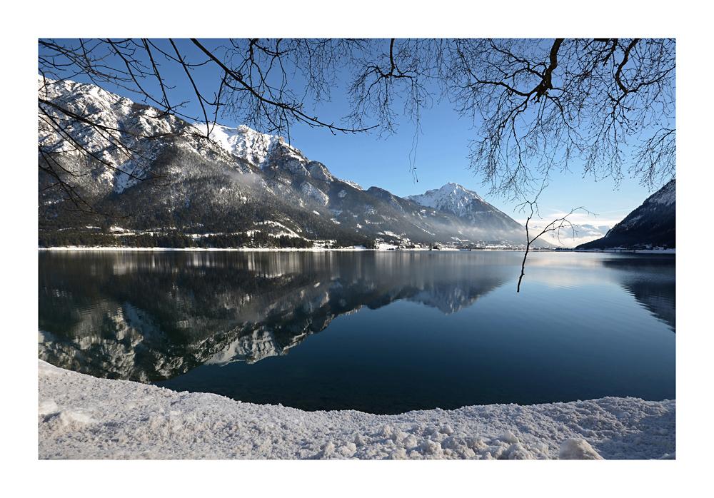 Winter in den Bergen 1