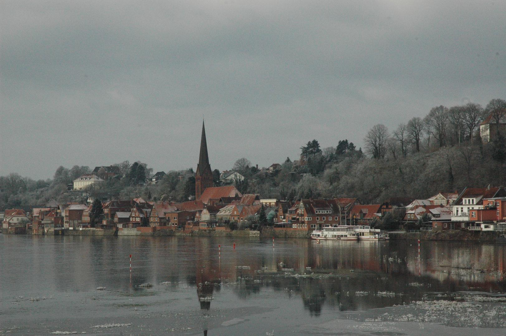 Winter in der alten Heimat