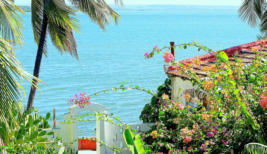 Winter in der Karibik
