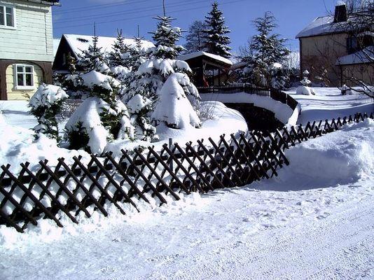 Winter in der Lausitz