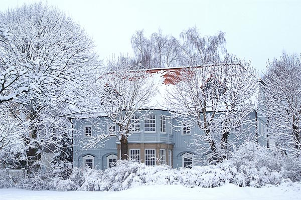 Winter in der Oberlausitz