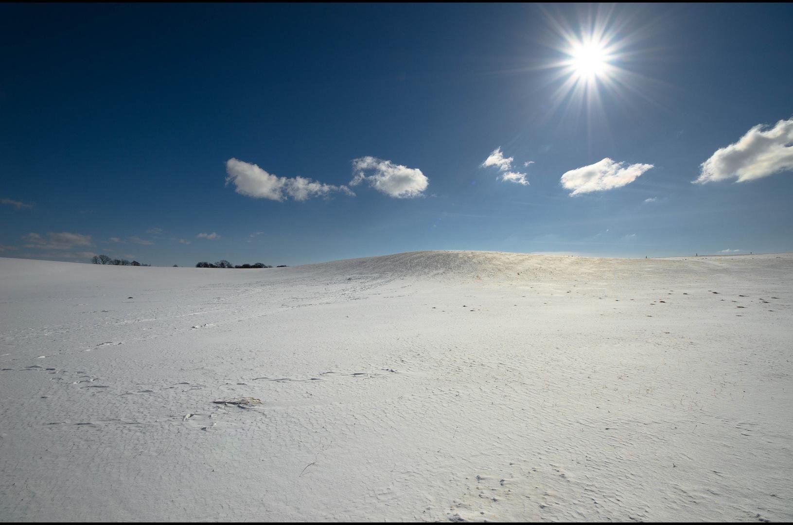 Winter in der schönsten Form