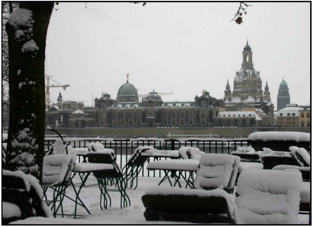 Winter in Dresden - III