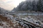Winter in Durbach