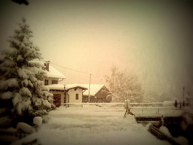 Winter in Flirsch
