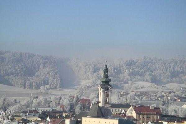 Winter in Freistadt
