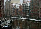 Winter in Hamburg