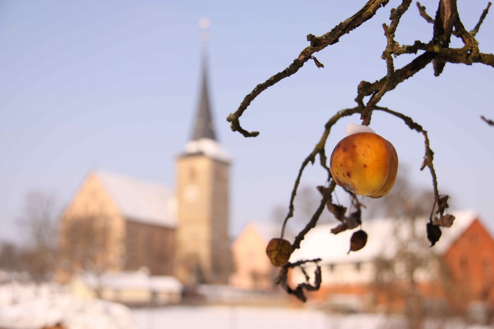 Winter in Hetzles