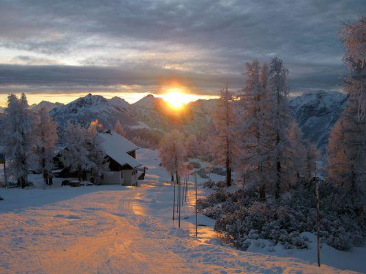 Winter in Hinterstoder