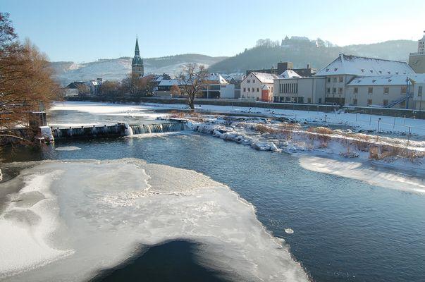 Winter in Hohenlimburg