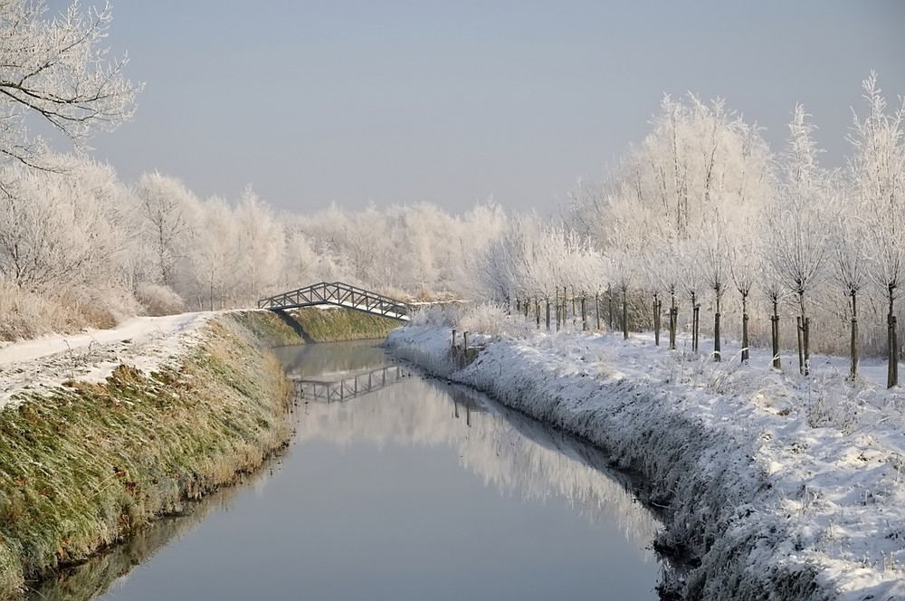Winter in Holland 4