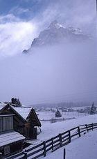 Winter in Kandersteg 1972