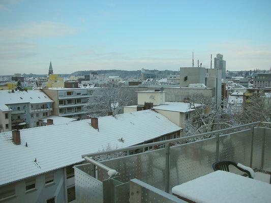 Winter in K'Town