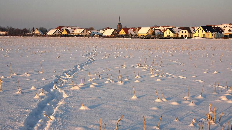 Winter in Landsberg 1