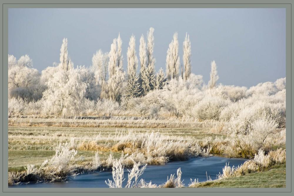 Winter in Laßrönne
