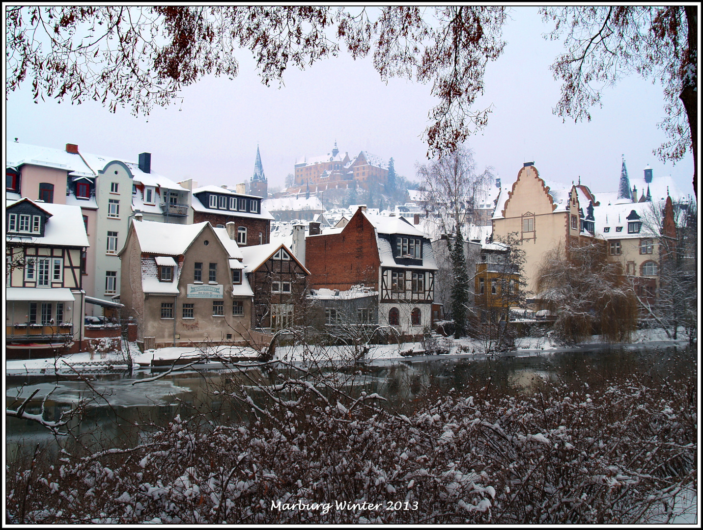 Winter in Marburg 2013  (1)