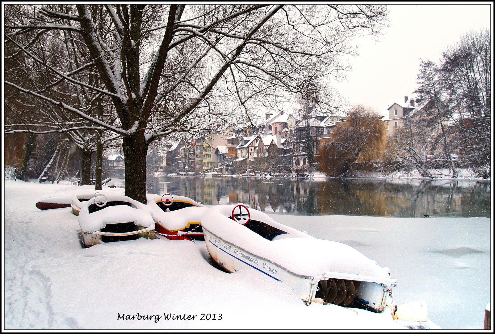 Winter in Marburg 2013 (3)