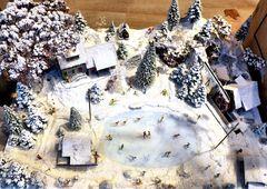 Winter in Miniatur