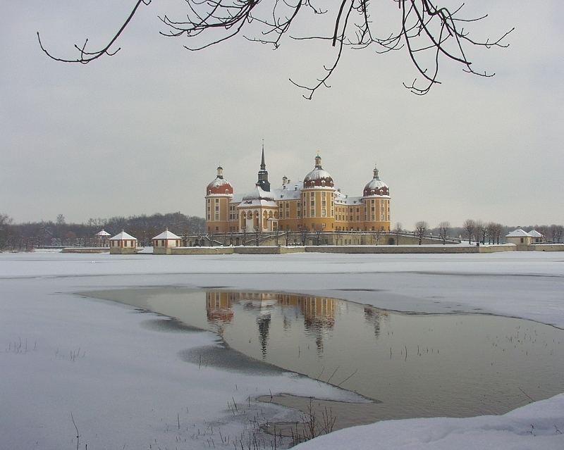 Winter in Moritzburg