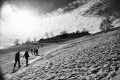 Winter in München 09