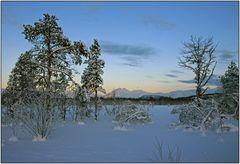 Winter in Nordnorwegen