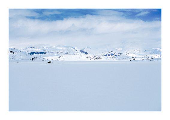 Winter in Norwegen