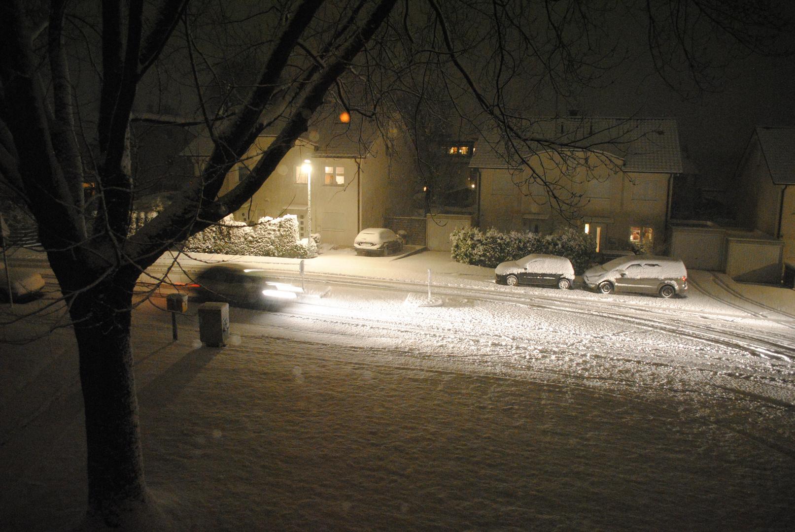 Winter in O B E R Dahlhausen
