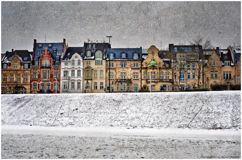 Winter in Oberkassel