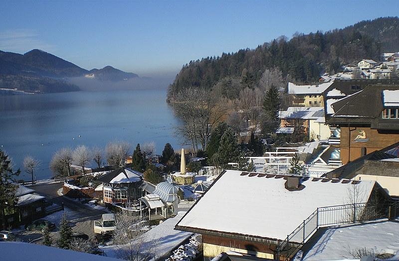 Winter in Östereich Januar 2oo8