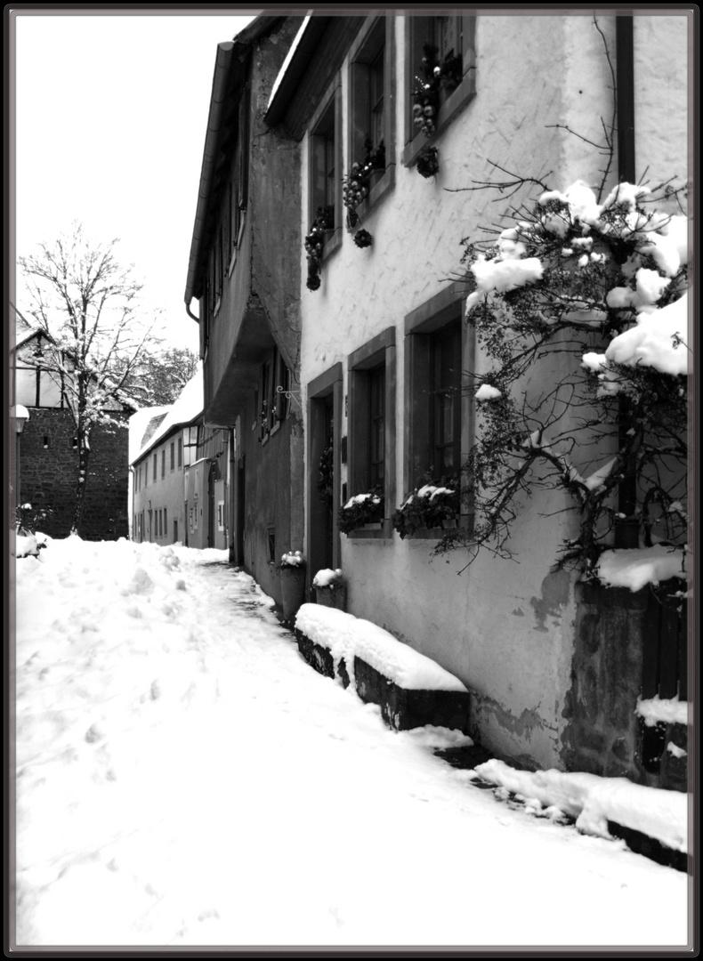 Winter in Ottweiler