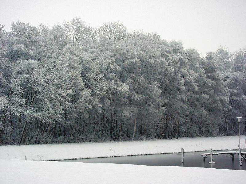 Winter in Papenburg
