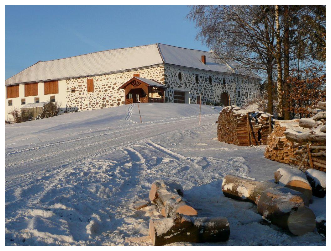 Winter in Rechberg